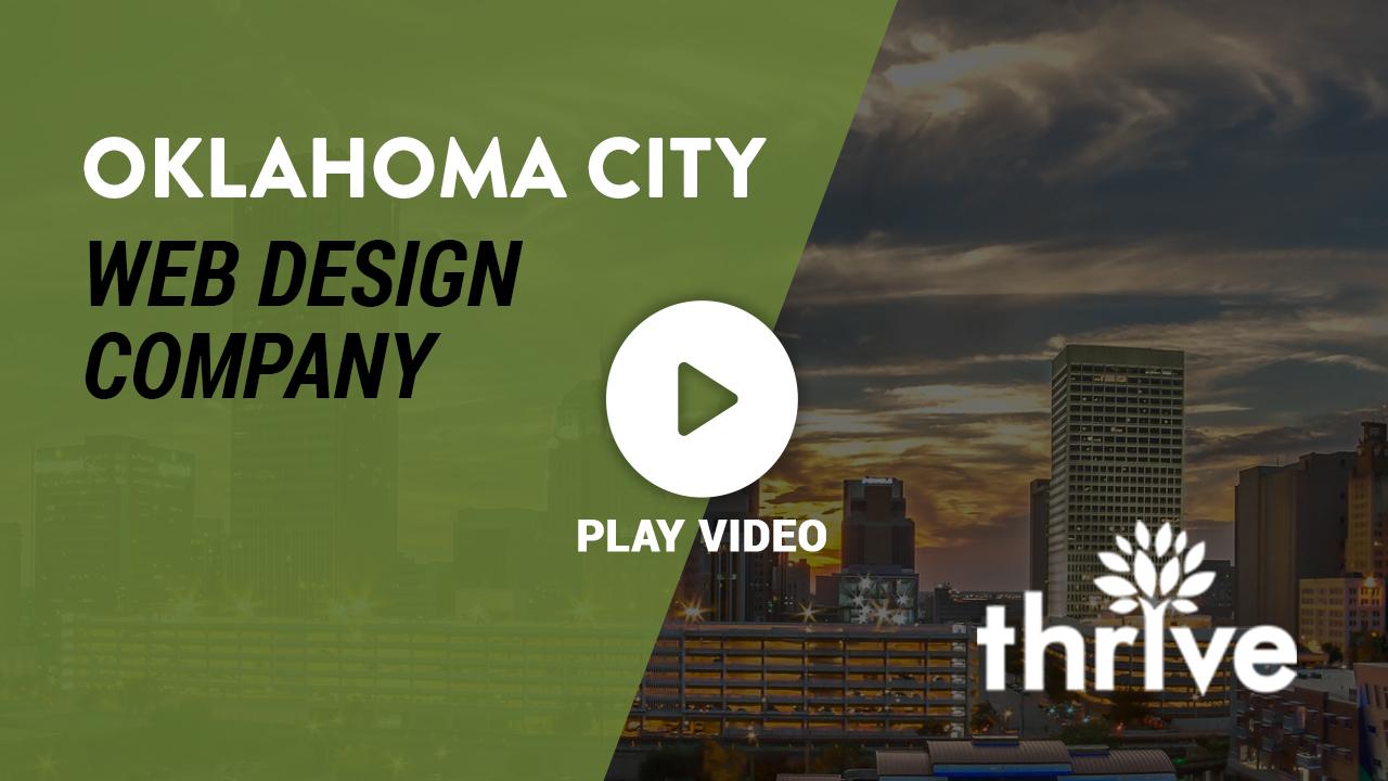 Web Design Company in Oklahoma City