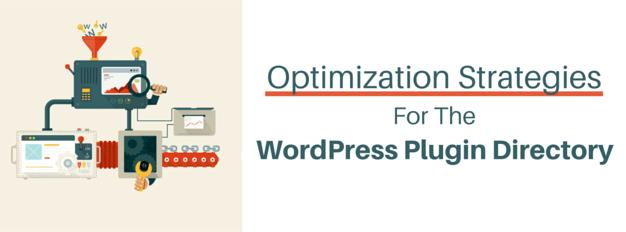 Optimization Strategies For The WordPress Plugin Directory