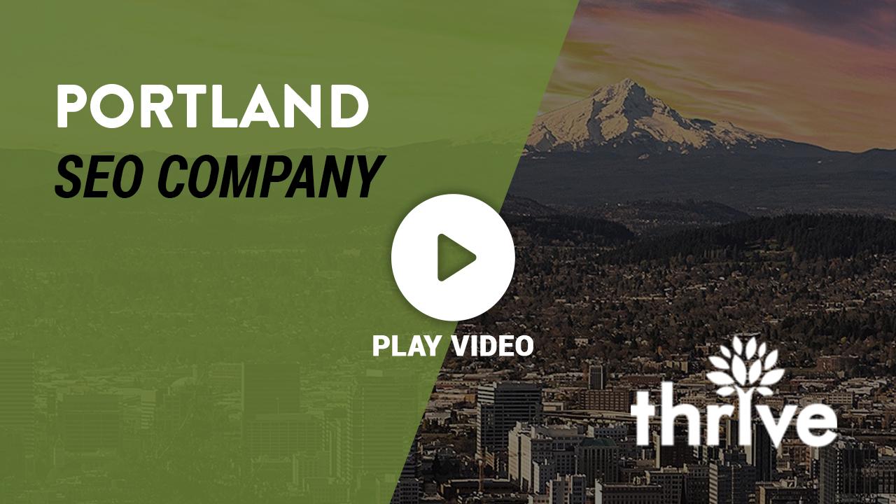 Portland SEO Company