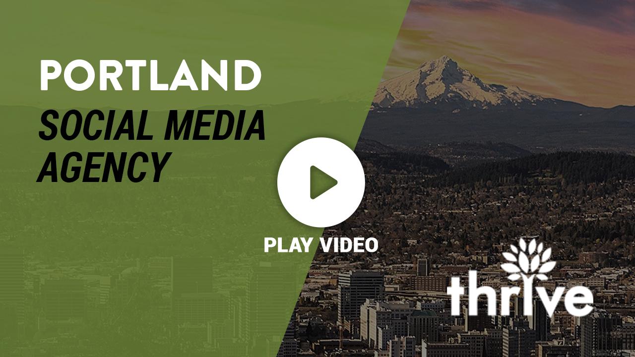 Social Media Agency in Portland