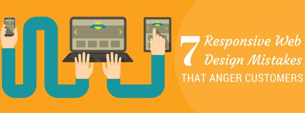 7 Responsive Web Design Mistakes