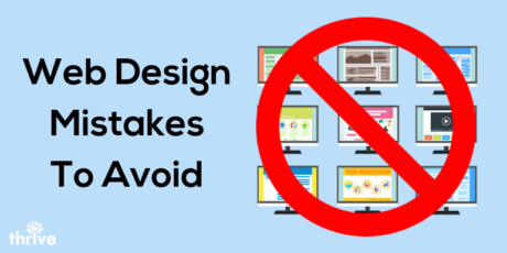 10 Web Design Mistakes That Can Harm Your SEO