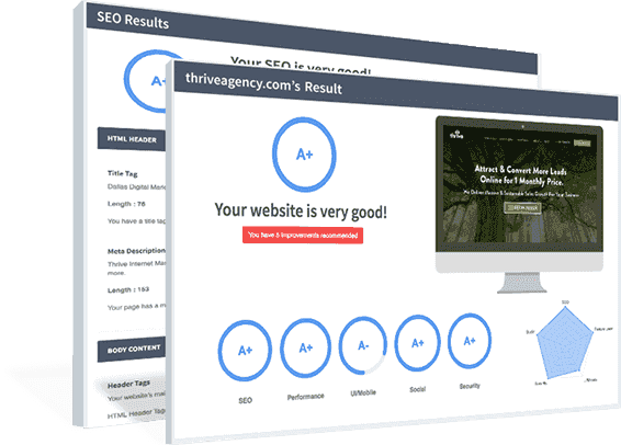 Request A Free SEO Audit Report