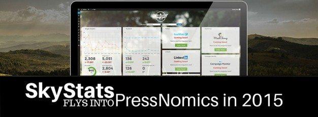 SkyStats Plugin Release at PressNomics