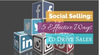 5 Effective Ways To Increase Sales Through Social Selling