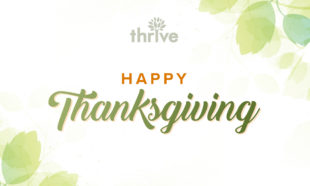 Happy Thanksgiving From Thrive Internet Marketing Agency