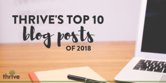 Our top 10 blog posts of 2018