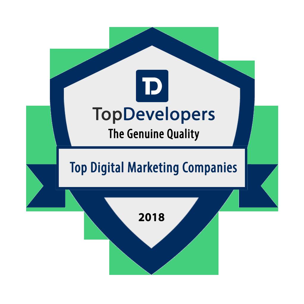 SEO & Web Design Awards | Thrive Internet Marketing Agency