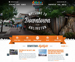 Downtown Arlington