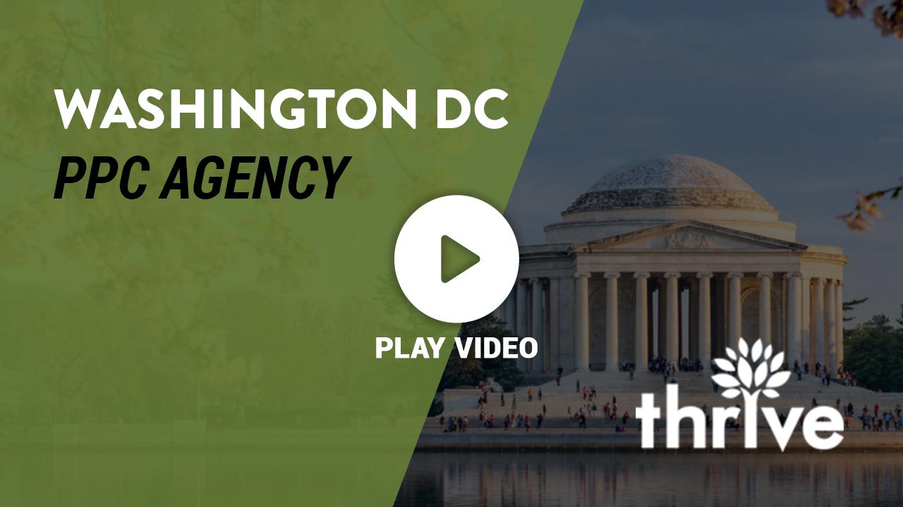 PPC Agency in Washington D.C.
