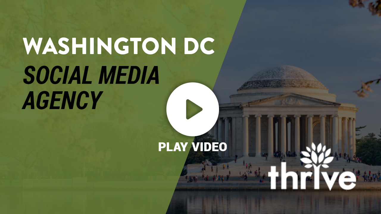 Social Media Agency in Washington D.C.