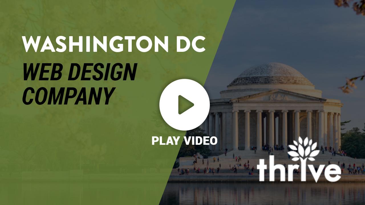 Washington D C Web Design Company Best Web Design Services