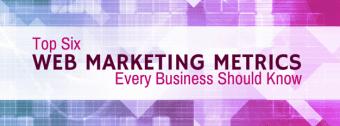 Top Web Marketing Metrics To Track