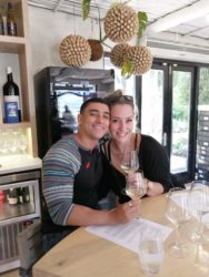 Wine tasting in Franschoek