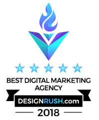 Thrive named Top Digital Marketing Agency 2018